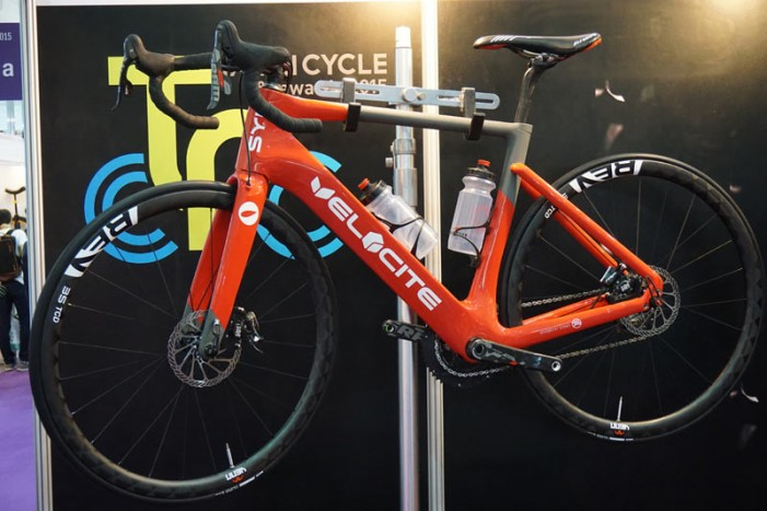 Велосипед от Velocite – Syn aero road bike