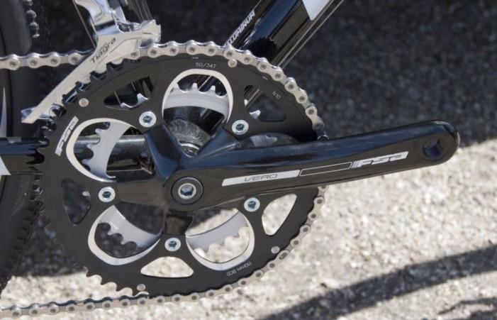 Передние звездочки шоссейного велосипеда