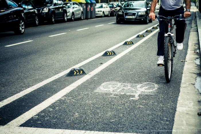 Велосипеды в Барселоне
