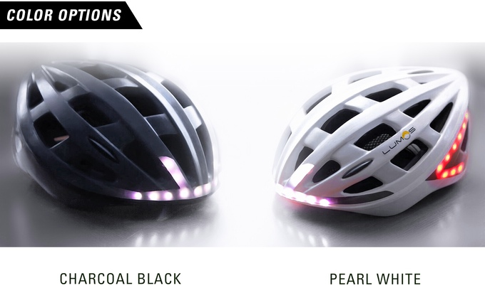 Кикстартер: Lumos SMART шлем,поворотники и сигнал тормоза
