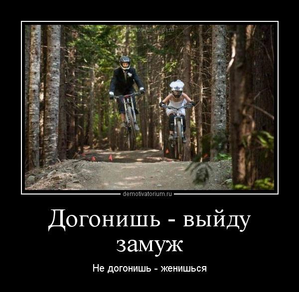 демотиватор велосипед