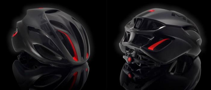 Велосипедный шлем MET Manta 2016