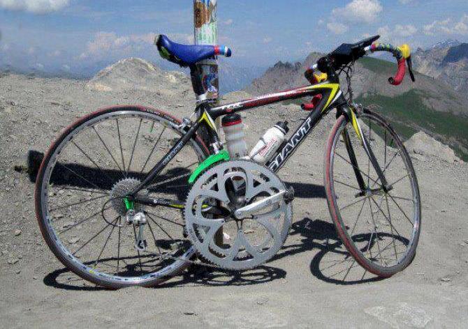 правильный велосипед для больших скоростей