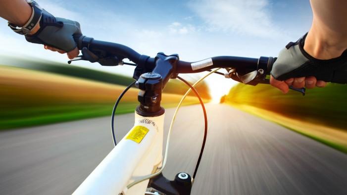 езда на велосипеде обои для рабочего стола