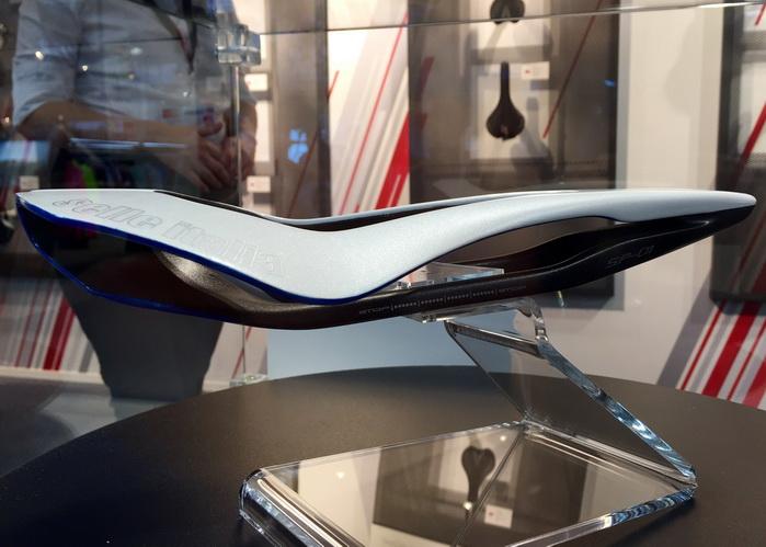 Концепт велосипедного седла от Selle Italia's — SP-01