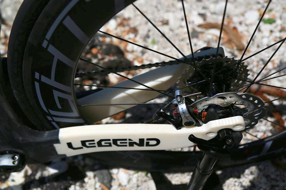 Велосипед для триатлона Culprit Legend. Возрождение