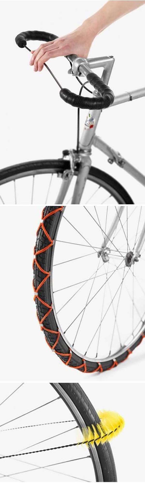 велосипедные полезняшки