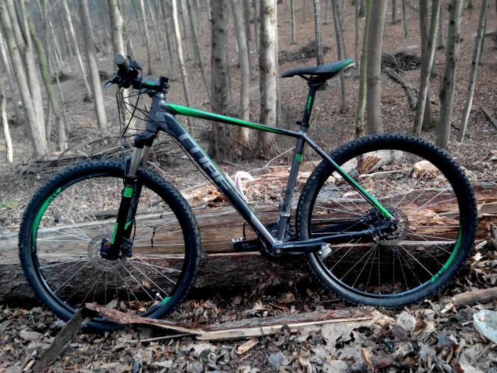 велосипед Cube Analog 29 (2015)