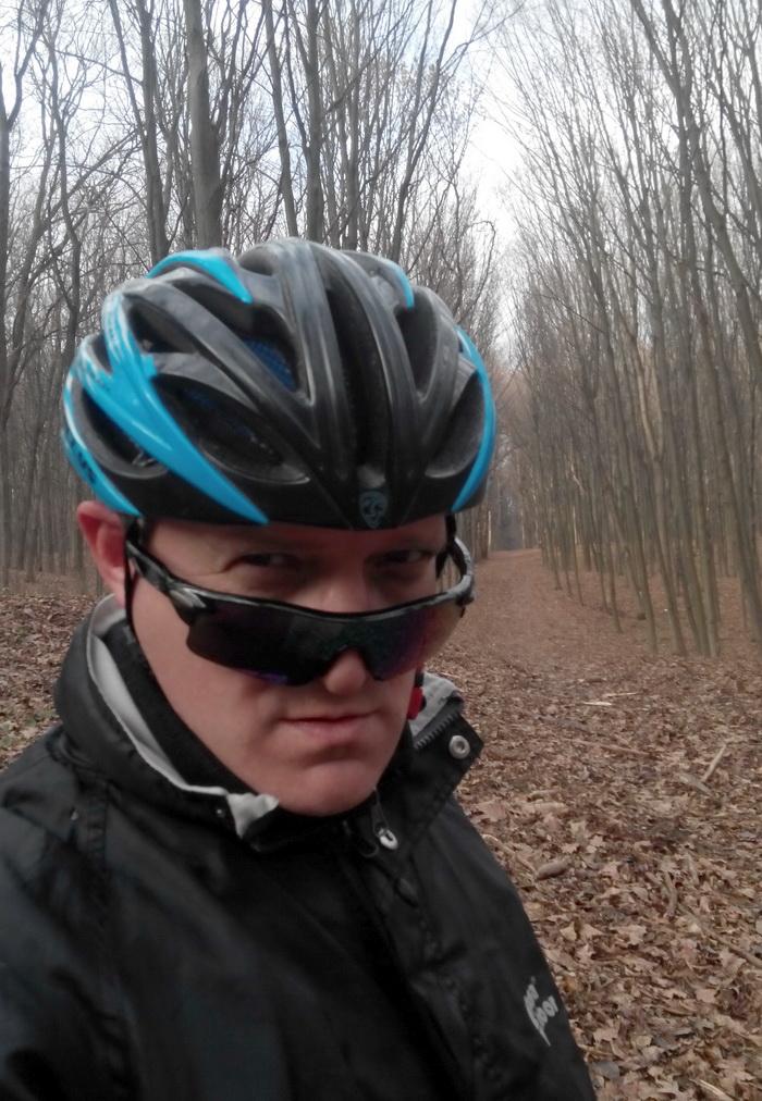 дядя Вова велосипедист