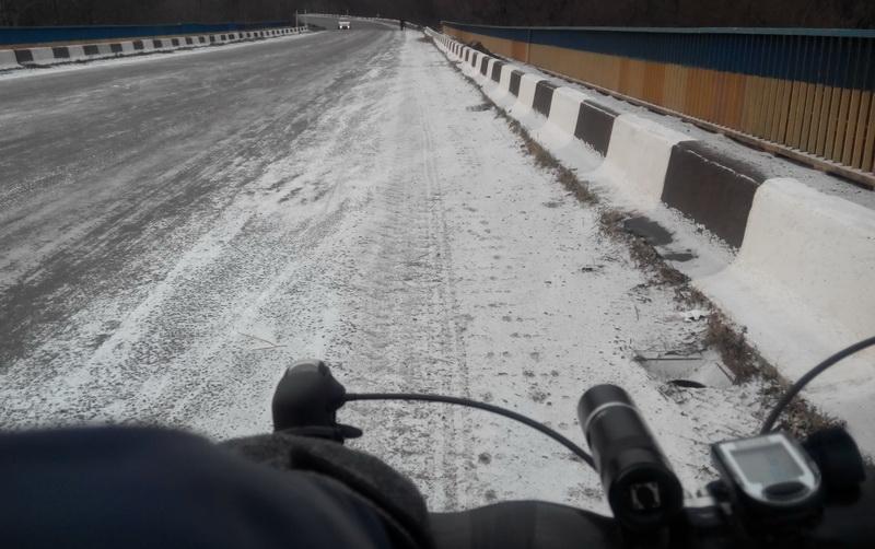 первый снег 2015 Тывров, Украина