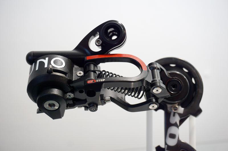 Rotor Uno гидравлическая перекидка