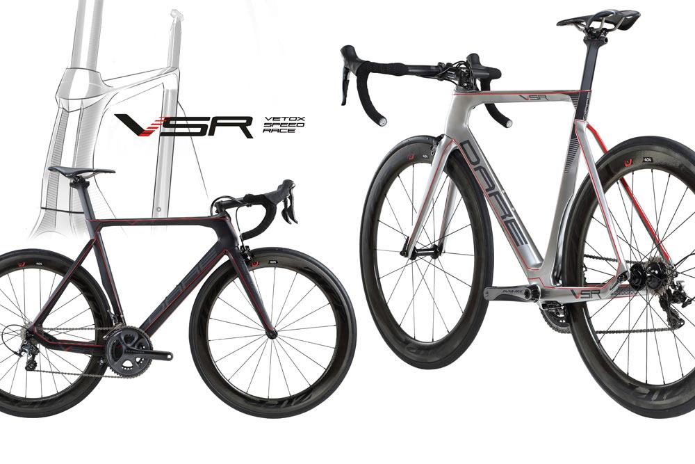 Eksperimenty Kompanii Dare Bikes S Karbonovym Uglerodom Turejko