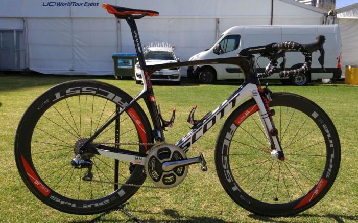 Велосипед Scott Foil Aero Team