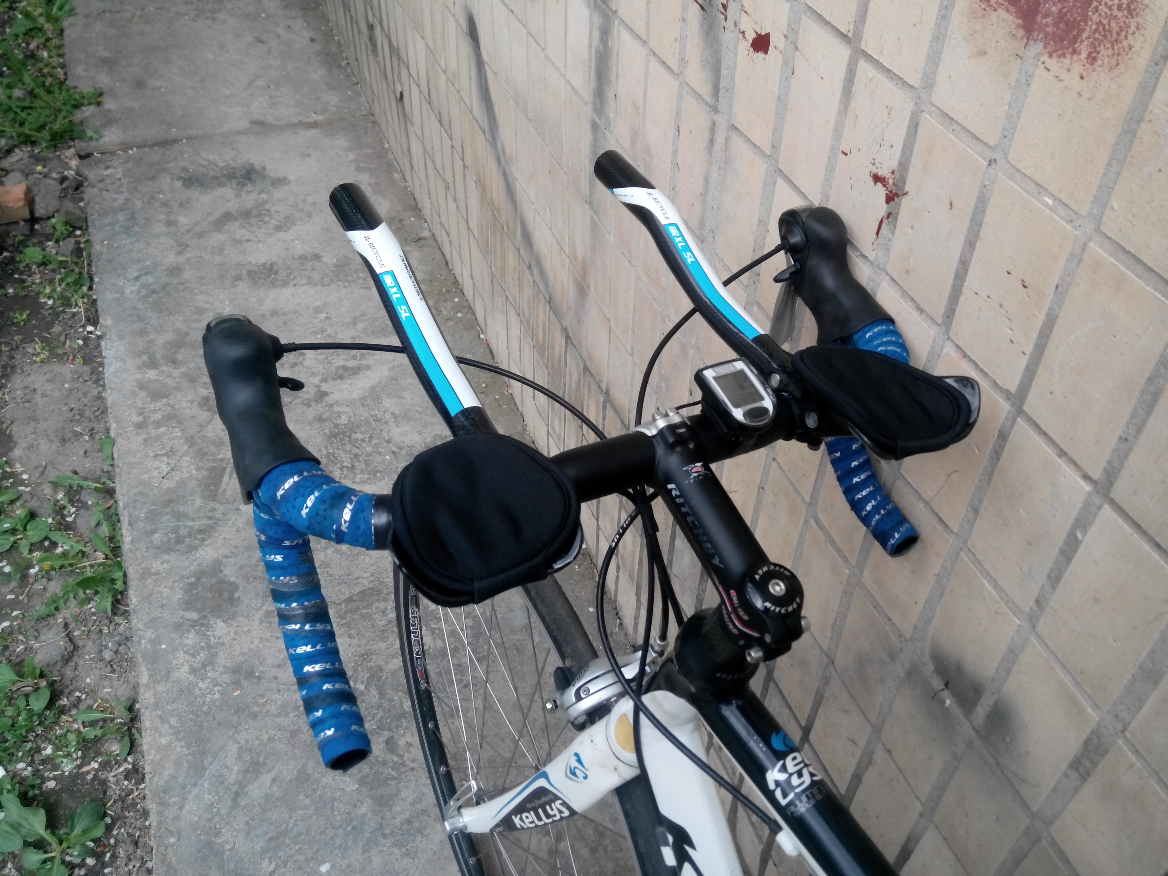 Велосипедный лежак своими руками