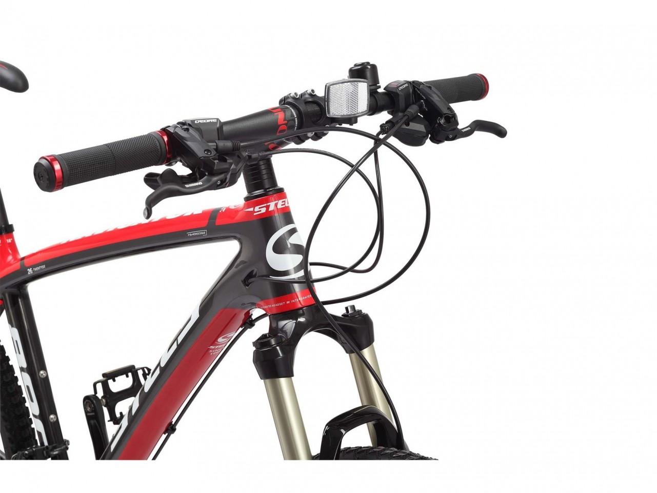 Карбоновый велосипед STELS NAVIGATOR 890 D 26