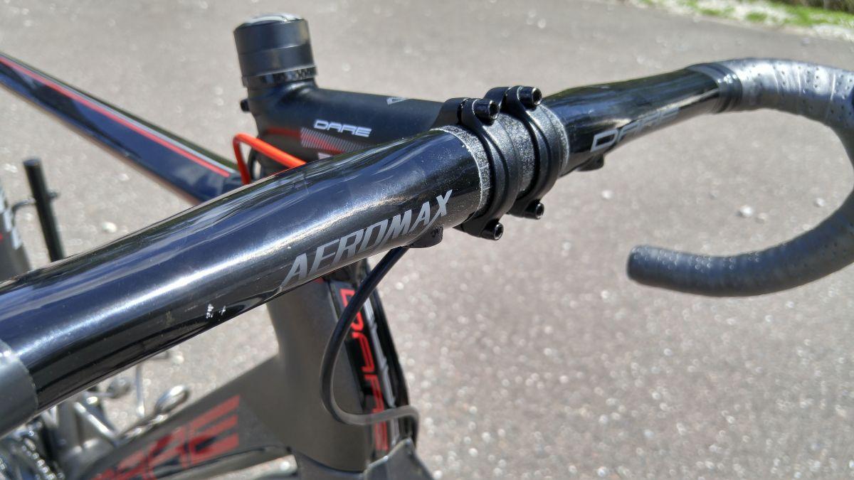 Руль шоссейного велосипеда Аэромакс