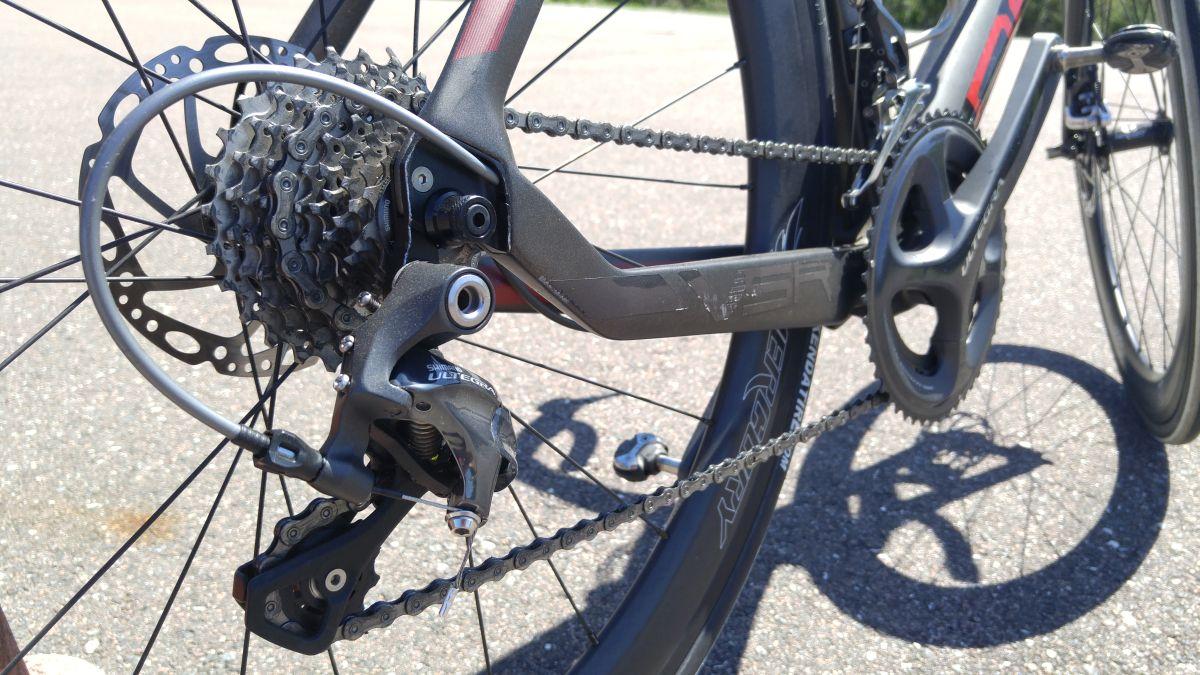Шоссейный велосипед Dare VSR Aero