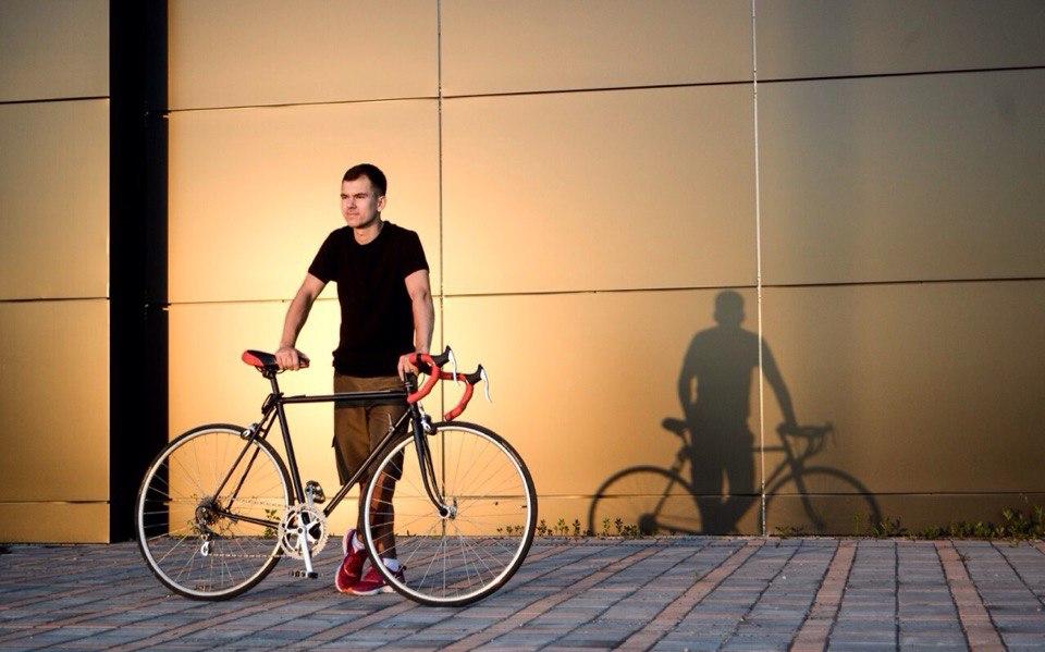 Велосипед за 40 долларов
