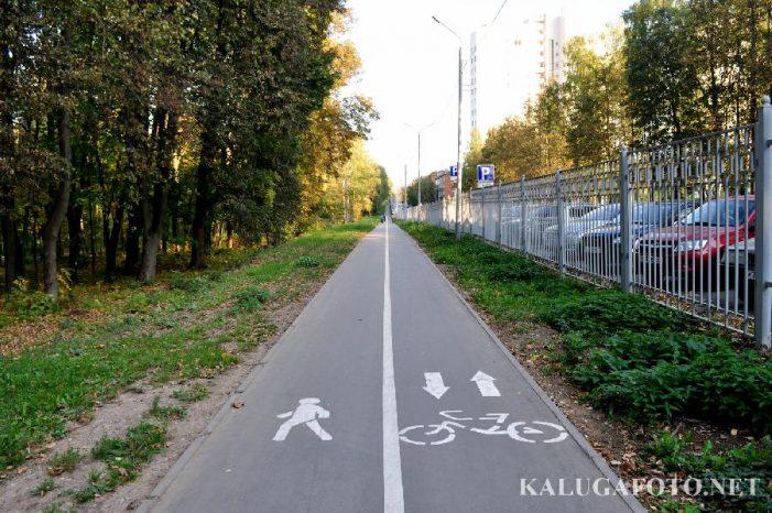 Тула велодорожка