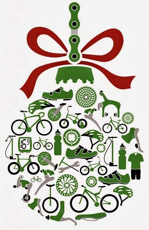 С Новым велосипедным годом