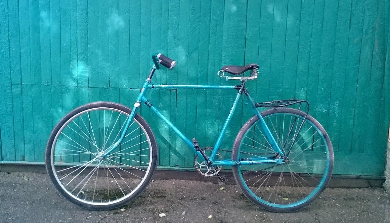 Велосипед «Львов»