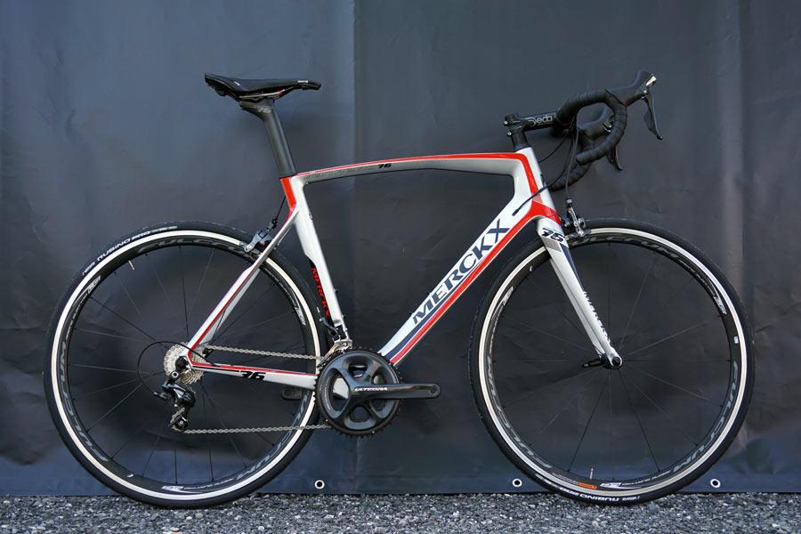 Новый Eddy Merckx SanRemo 76